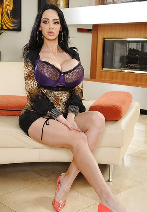 Big tits amy anderssen